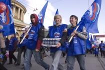 Воронежское  реготделение «Единой России» получит от Центра  порядка 100  млн. рублей
