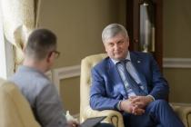 «Приехал на поезде»: воронежский губернатор рассказал, где провел отпуск