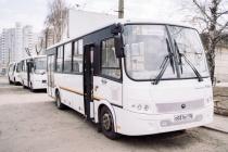 Воронежский перевозчик пополнит парк еще пятью автобусами