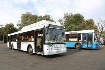 Мэр Воронежа заявил о покупке еще 58 автобусов на городские маршруты