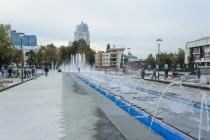 В Воронеже на реконструкцию Советской площади направили 102 млн рублей