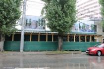 Суд разрешил отнять у «Воронежбетона» участок напротив «свечки» Сбербанка в центре города