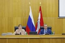 Экс-глава молпарламента Воронежской области отказалась от нового созыва