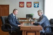 Пост зампредседателя правительства Воронежской области официально занял Сергей Честикин