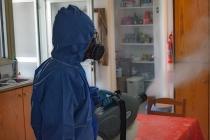 Воронежские медучреждения продезинфицируют от ковида, холеры и чумы