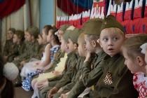 Воронежское АТП-1 объявляет конкурс детского рисунка ко Дню Победы
