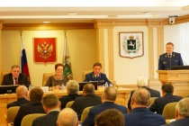 Депутаты согласовали кандидатуру нового томского прокурора из Воронежской области