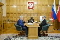 Воронежский губернатор назначил своим советником президента «Спартака»