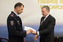 Полковник Владимир Ушаков стал новым начштаба полиции Воронежской области