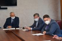 Депутаты Воронежской гордумы заинтересовались состояние городских парков и скверов