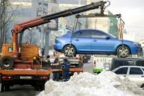 Слухи о скором возвращении автоэвакуаторов в Воронеж  оказались преувеличенными