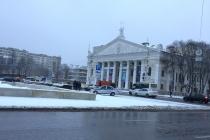 Архитекторы поборются за лучший проект облика оперного театра в Воронеже