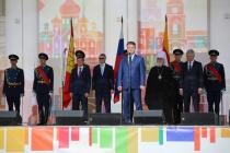 Глава города Вадим Кстенин поздравил Воронеж с 432-летием