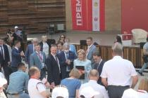 Вице-спикер Госдумы рассказал о любимом самогоне на воронежском форуме Столля