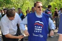 В Воронежской области началась кампания по выборам президента