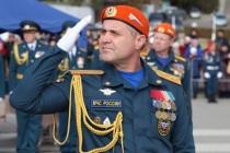 У Воронежского института МЧС появился начальник