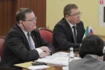 Воронежский госуниверситет попытался привлечь ирландцев высокими технологиями