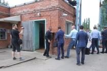 Сотрудники воронежского «ЭкоЛайнера» штурмовали «Левобережные очистные сооружения»
