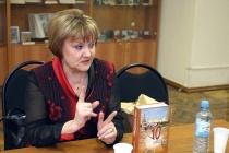 Александра Глухова: «Место воронежского губернатора расчищалось не для Александра Гусева»