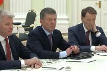 Путин поблагодарил воронежского экс-губернатора за работу в правительстве