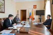 Воронежские предприниматели пригласили губернатора к постоянному диалогу