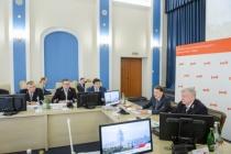 Воронежскому губернатору приятно партнерство железной дороги