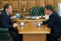 Два вице-премьера напомнили воронежскому губернатору о приоритетах