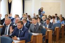 Воронежская гордума дала мэру согласие на назначение трех ключевых управленцев