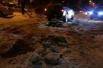 Воронежскую мэрию обвинили в плохой уборке снега