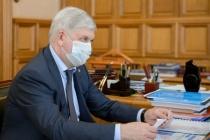 Воронежский губернатор оказался на 39 месте в рейтинге упоминаемости в телеграм-каналах