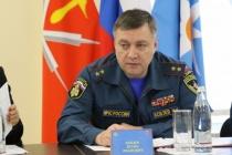 Экс-глава воронежского МЧС Игорь Кобзев стал заместителем министра