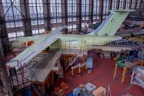 Воронежский авиазавод передаст заказчику второй Ил-112В в конце февраля