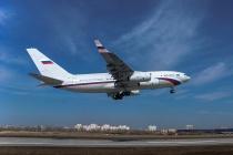 Президентский самолет успешно испытали в Воронеже