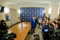 Действующий глава Воронежской области набирает более 70% голосов на выборах губернатора