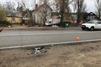 В Воронеже следователи разберутся в смертельном ДТП с участием полицейского