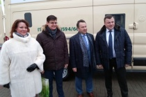 Тамбовский губернатор намерен сотрудничать с новым главой отделением Сбербанка