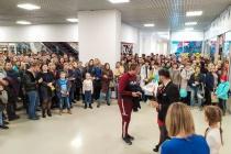 В Воронеже прошел розыгрыш подарков среди покупателей квартир