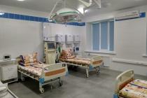 В Воронеже открылся ковид-госпиталь на 135 коек
