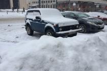 В Воронеже концессионер платных парковок задумался о собственной технике после жалоб на качество уборки