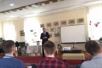 В Воронеже представитель Евросоюза просветил российскую молодежь о правильной подаче европейских ценностей в СМИ