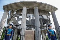 В Воронеже после консервации открыли Ротонду