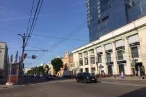 В Воронеже первый этап реконструкции проспекта Революции завершат к маю