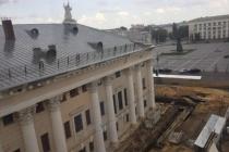 На ремонт кровли воронежского театра оперы и балета готовы потратить 3,6 млн рублей