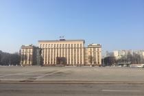 За поставку экрана на воронежскую площадь Ленина боролась вся страна