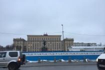 Воронежский губернатор завернул ремонт катка на площади Ленина за 40 млн рублей