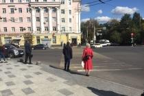 Обустройство воронежских тротуаров обойдется в 24,4 млн рублей