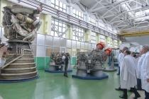 Воронежский проект метанового ракетного двигателя порадовал вице-премьера