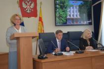 Депутаты воронежской гордумы взяли под контроль благоустройство парка Орленок