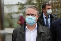 Вадим Кстенин проверил дорогу через воронежский микрорайон Гардарика