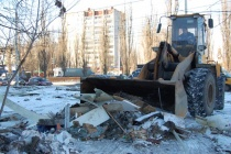 В марте в Воронеже снесут еще 68 ларьков